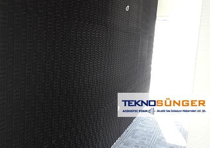 Akustik Labirent Sünger Ses Yalıtımı