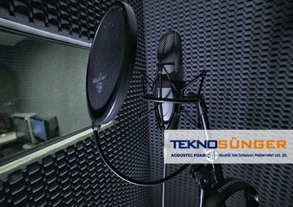 Akustik Special Ses Yalıtım Süngeri